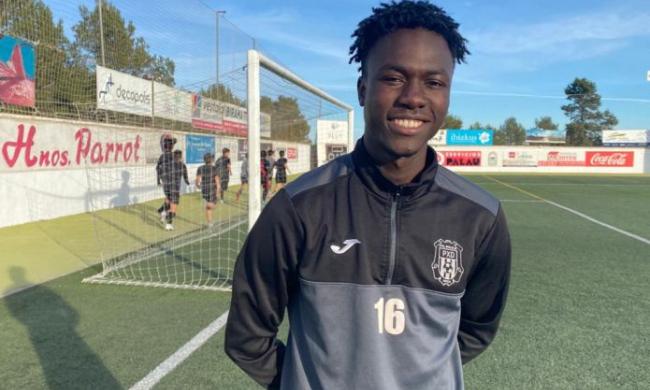 Thiam Idrissa no podrá jugar esta temporada