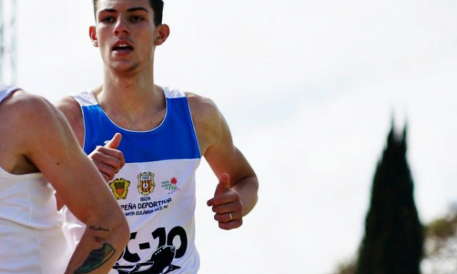 Imad Ahajjam se clasifica para el Campeonato de España de Pista Cubierta