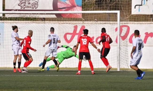 Peña Deportiva - La Nucía, un encuentro con brillo en el segundo tiempo