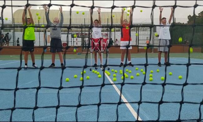 La Peña Deportiva acoge el Campeonato de Ibiza y Formentera Junior de Tenis