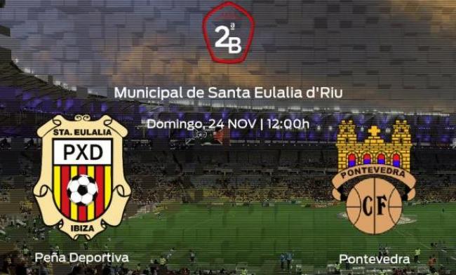 PREVIA| SCR Peña Deportiva- Pontevedra C.F