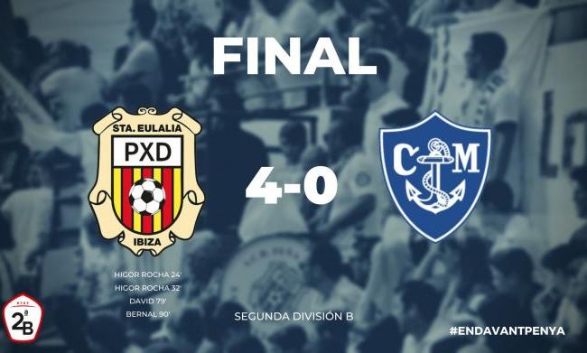 SCR Peña Deportiva 4 - Club Marino de Luanco 0
