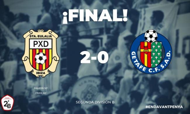 SCR Peña Deportiva 2 - Getafe C.F