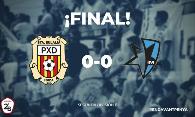 SCR Peña Deportiva 0 - Internacional de Madrid 0