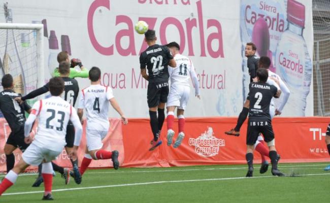 Crónica| UD San Sebastián de Los Reyes 1 SCR Peña Deportiva 2