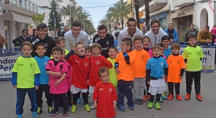 Street Fútbol 3x3: Fútbol en la calle para los más peques