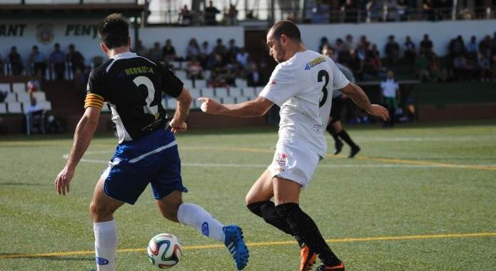 Peña Deportiva - Alcudia (4-1)
