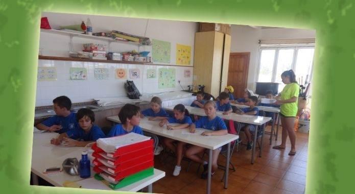 Aula de refuerzo escolar