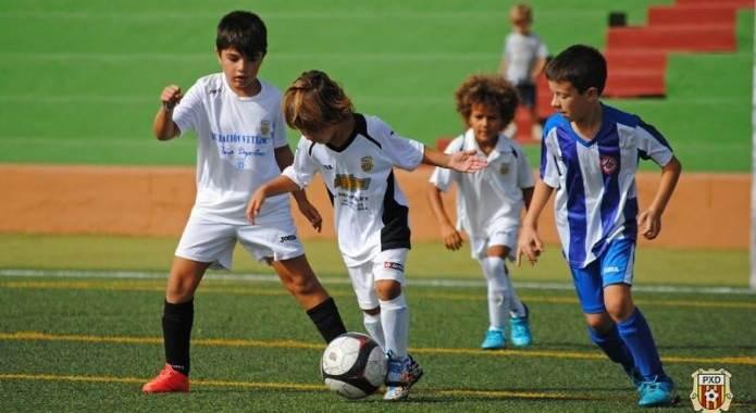 Comienza la 'Escuelita de Fútbol'