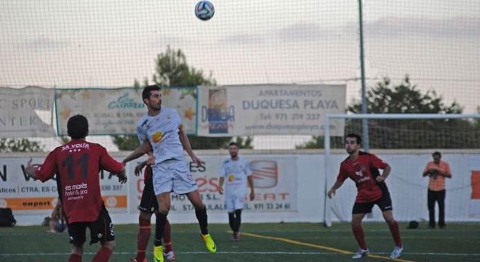 La Peña vence al Formentera