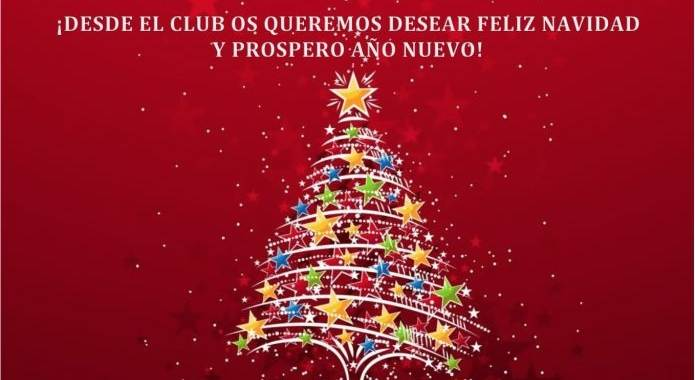 ¡FELICES FIESTA Y PROSPERO AÑO NUEVO!