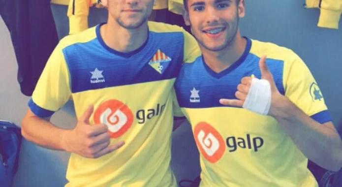 Adrián Mercadal y Alejandro Rodríguez dos nuevos fichajes para el Juvenil División de Honor