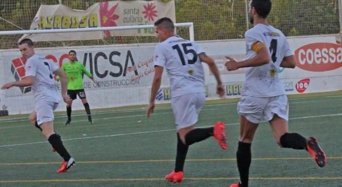 PEÑA DEPORTIVA 2 - 0 FORMENTERA