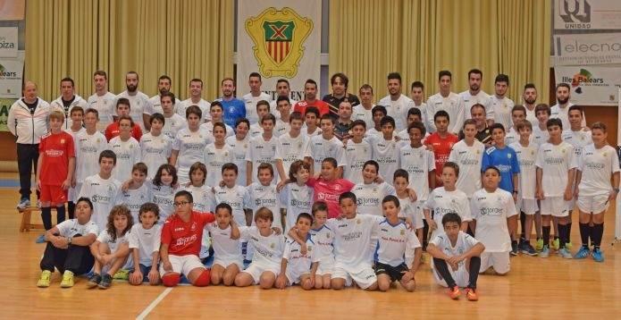 Presentación Fútbol Sala 2014/2015