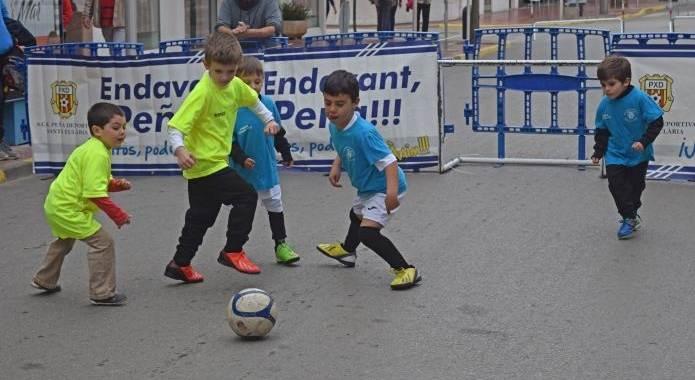 Vídeo IV Torneo Street Fútbol 3x3: '¡1 minuto de Fútbol en la Calle!'