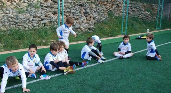 Preinscripción Futbol Base temporada 14-15