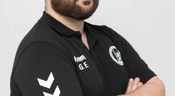 Gonzalo Falcó será el entrenador de la sección de balonmano