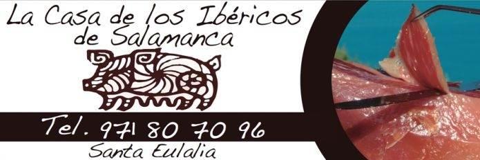 EL PATROCINADOR: LA CASA DE LOS IBÉRICOS DE SALAMANCA