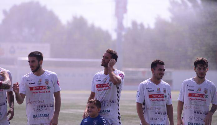 Mallorca B 3 - Peña 1