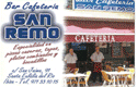 Cafetería San Remo