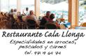 Restaurante Cala Llonga