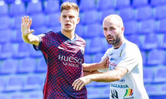 La SCR Peña Deportiva suma un punto en Huesca