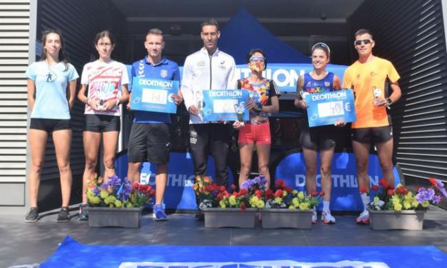 Adrián Guirado se lleva el subcampeonato de Baleares de 10k en Ruta