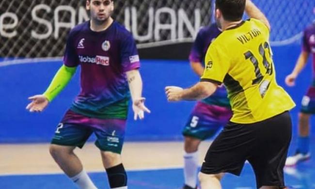 La Peña Deportiva El Capricho cierra el fichaje de Jonathan Valero